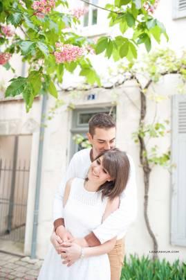 Photographe session en amoureux, Loiret