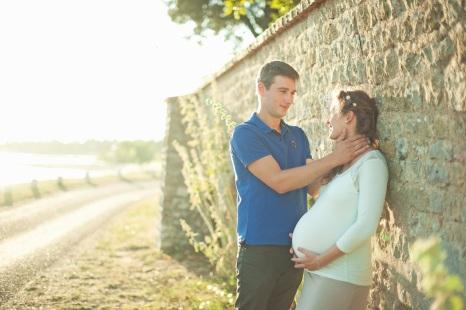 Photographe de grossesse, Orléans