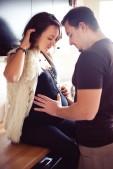 Photographe grossesse à Orléans